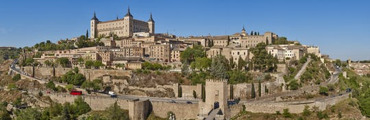 Toledo full-day guided walking tour from Madrid