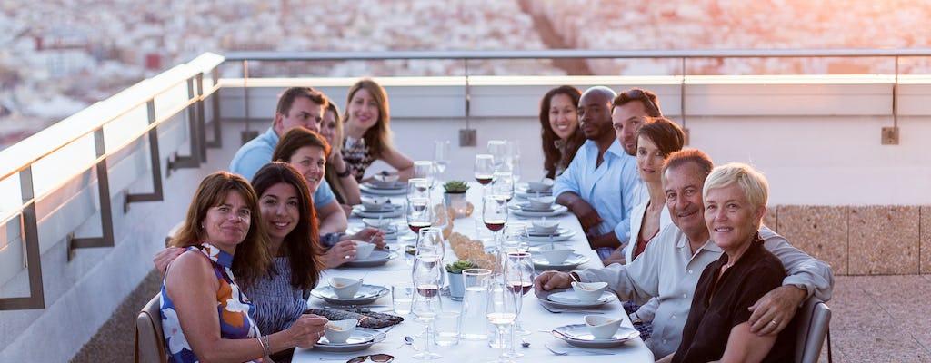 Visite de la Cité des arts et des sciences de Valence avec vin sur le toit et tapas