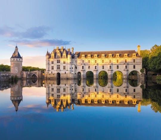 Entradas sin colas al castillo de Chenonceau