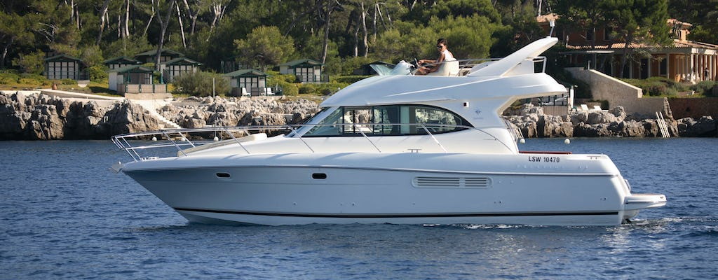Private tour to Elafiti Islands by motor boat from Dubrovnik