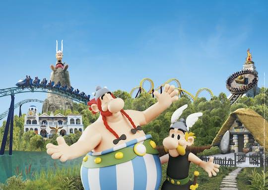 Bilhetes de entrada 'Gaulois' para o Parc Astérix Paris