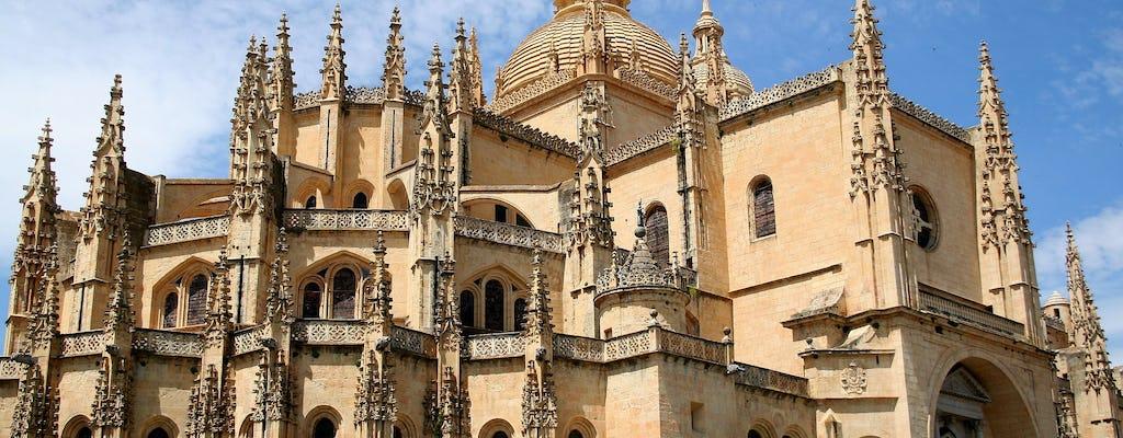 The new Segovia and Avila full-day tour from Madrid