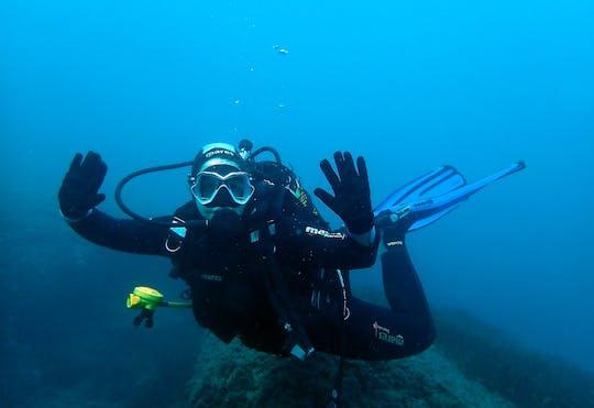 Wycieczka nurkowa z Santa Pola