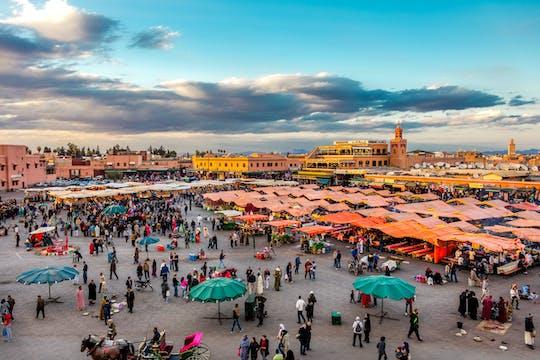 Magical Marrakech Small Group Tour
