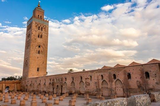 Marrakech Medina & Souks Private Tour