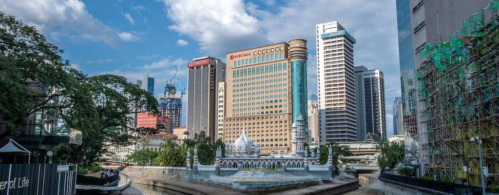 Great Kuala Lumpur tour with 21 attractions and KL Tower tickets