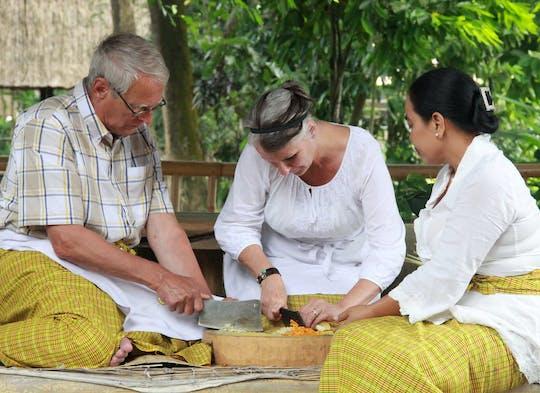 Balijskie gotowanie według Arma Meeting Point