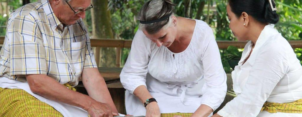 Workshop Balinees Koken door Arma