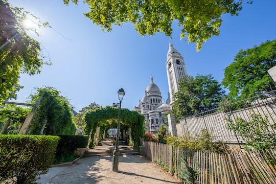 Guided tour in the heart of Montmartre