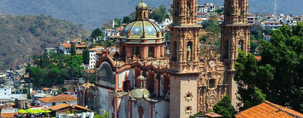 Экскурсия на целый день в Таско из Акапулько