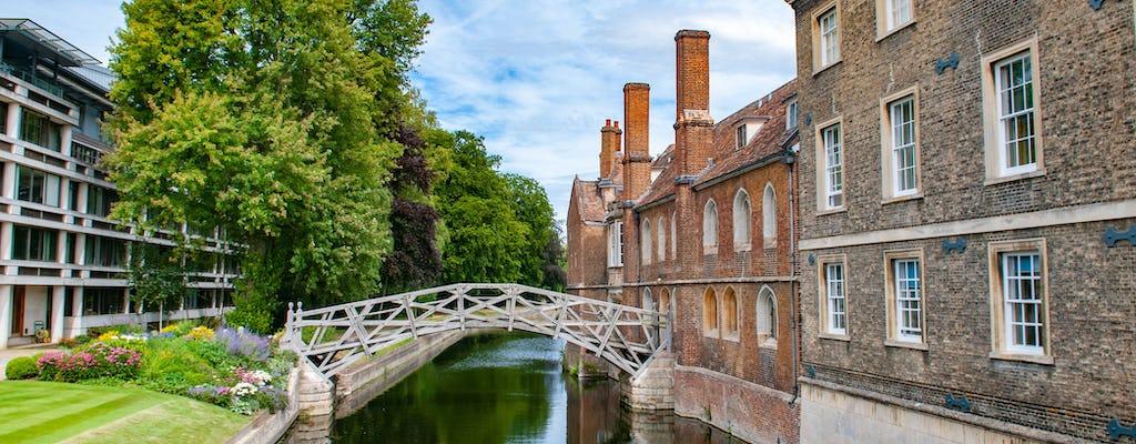 Hidden gems of Cambridge exploration game and tour