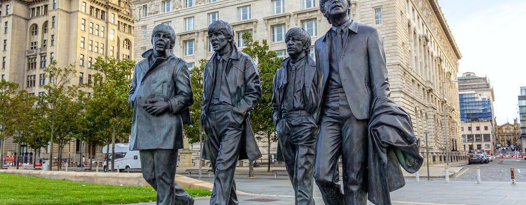 Tour y juego de exploración de los Beatles en Liverpool