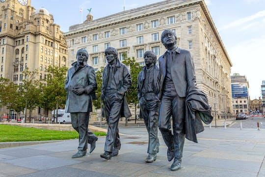 Jeu d'exploration et visite des Beatles à Liverpool