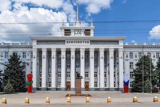 Circuit en Transnistrie au départ de Chisinau