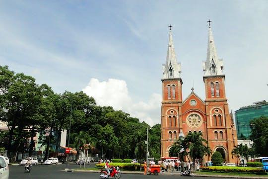 Tour di mezza giornata dei monumenti di Ho Chi Minh City