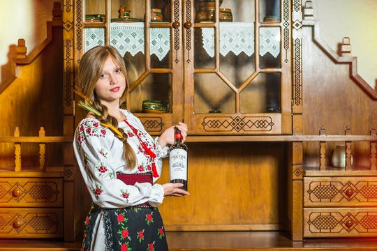 Cricova wine tour from Chisinau with tasting