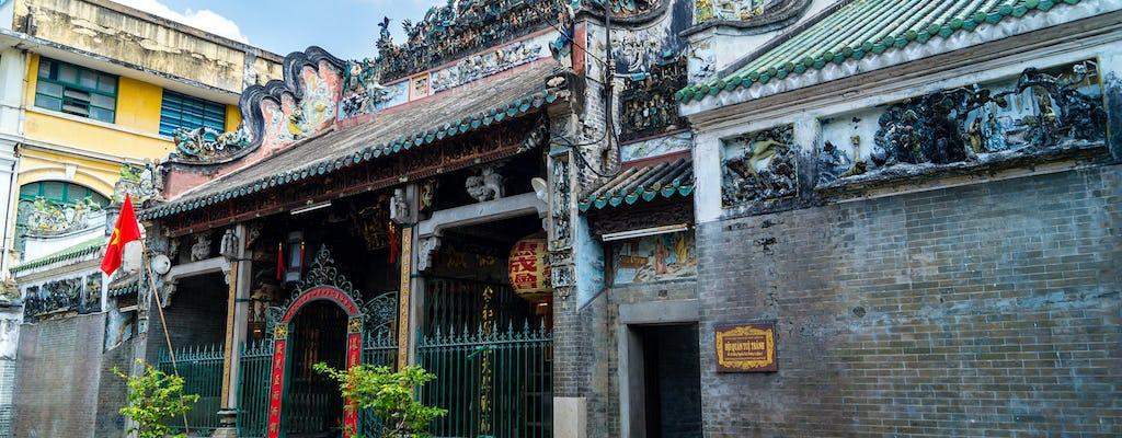 Tour di Ho Chi Minh City e China Town in ciclo