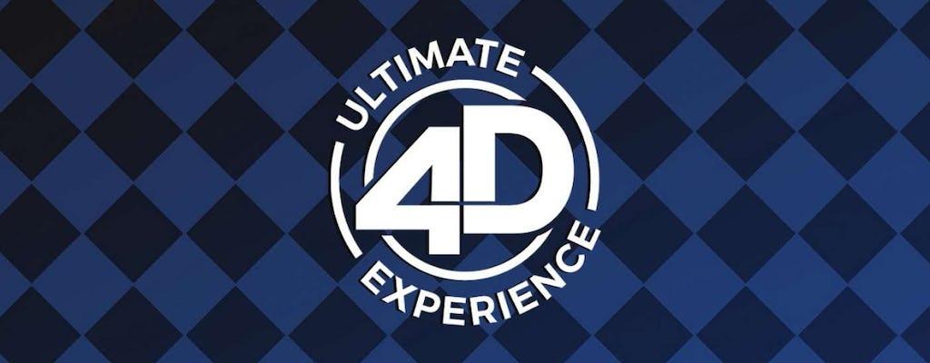 Pase de todo el día para la experiencia 4-D en el Excalibur Hotel and Casino