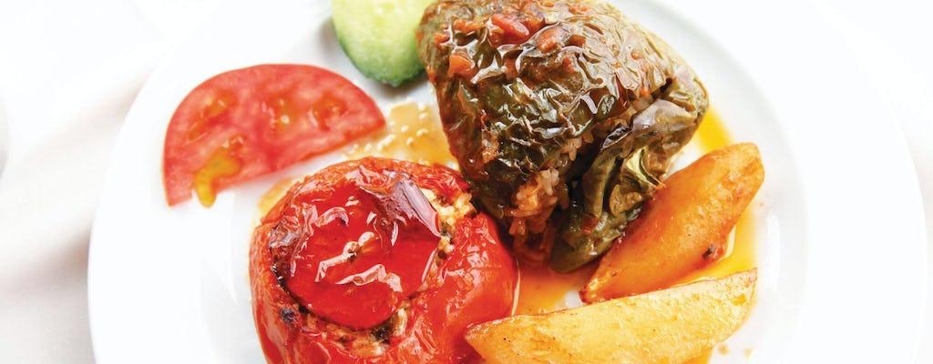 Griechischer Kochkurs und Dorfrundgang