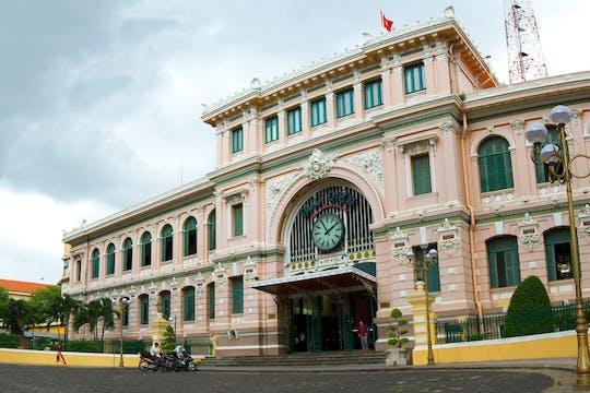 Tunele Cu Chi i zwiedzanie zabytków Ho Chi Minh City z lunchem
