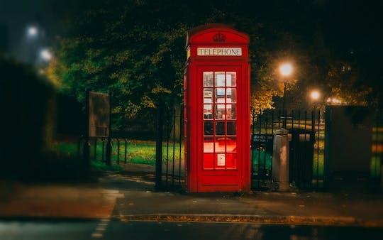 Tour y juego de exploración de Londres embrujado