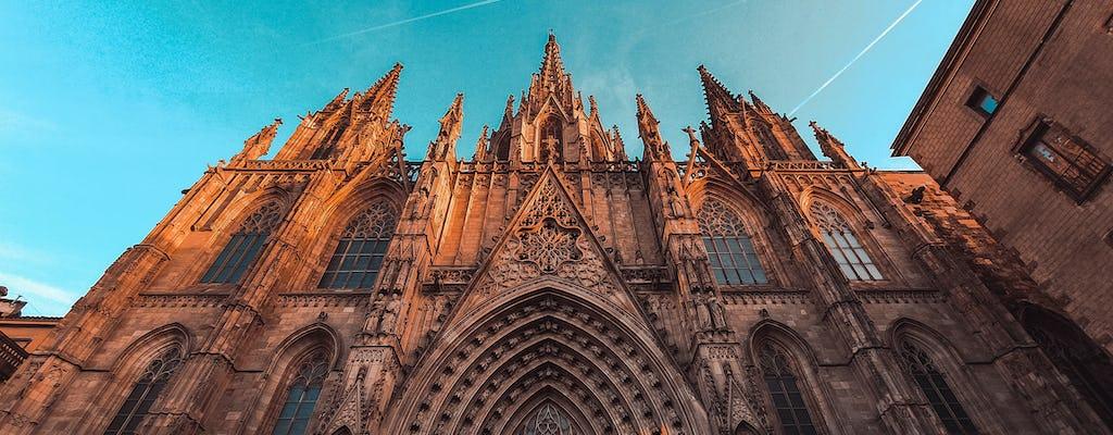 Tour e gioco di esplorazione romantico di Barcellona