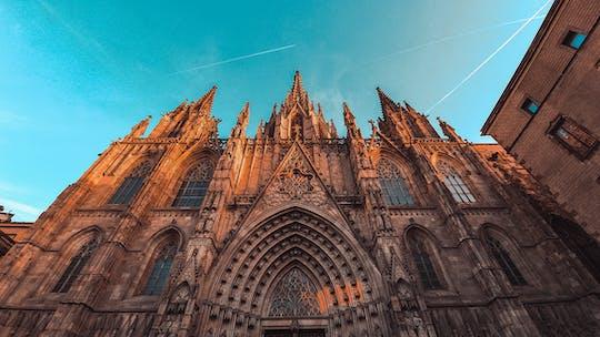 Tour romantico di Barcellona e gioco di esplorazione del Quartiere Gotico