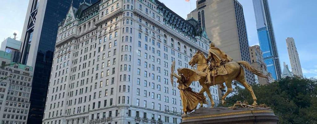 Jogo de exploração e passeio em New York City Midtown