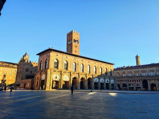 Gioco di esplorazione del delitto e tour a Bologna