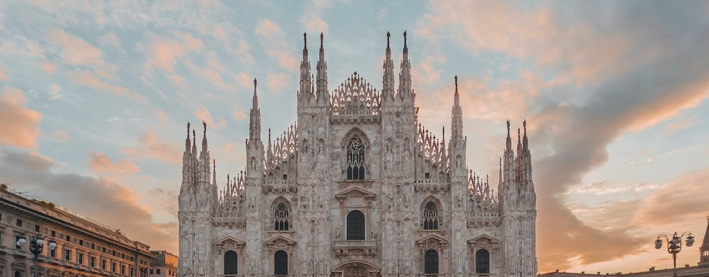 Highlights of Milan exploration game and tour