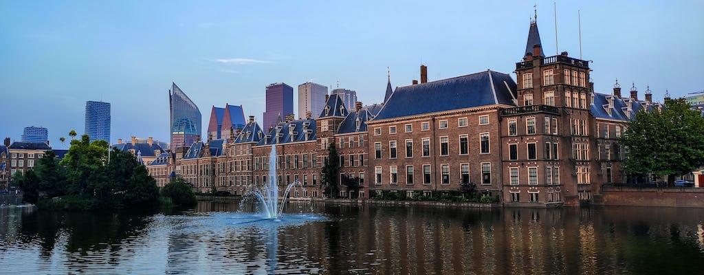 Tour y juego de exploración del corazón de La Haya