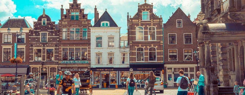 Op zoek naar Delfts Blauw - wandeling met speurtocht