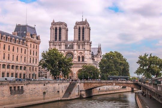 Romantisch ontdekkingsspel en rondleiding door Parijs