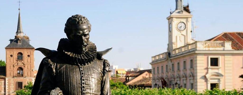 Wycieczka Alcalá de Henares z wejściem do Muzeum miejsca urodzenia Cervantesa