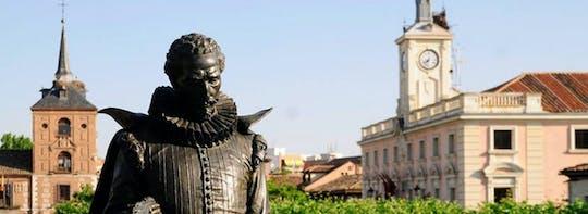 Tour Alcalá de Henares com entrada no Museu do Berço de Cervantes