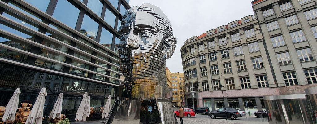 Jeu d'exploration et visite de Franz Kafka à Prague