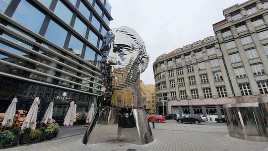 Franz Kafka exploration game and tour in Prague