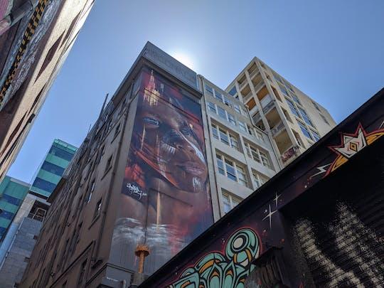 Tour y juego de exploración de arte callejero de Melbourne