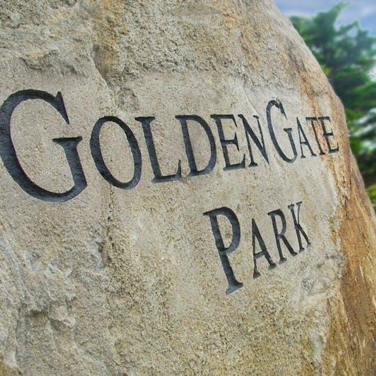 Golden Gate Park exploration game and tour