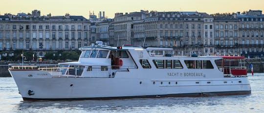 """Brunch à bord du yacht """"Le Luna"""""""