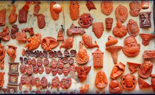 Visite guidée d'une demi-journée du village de céramiques de Bat Trang au départ de Ha Noi