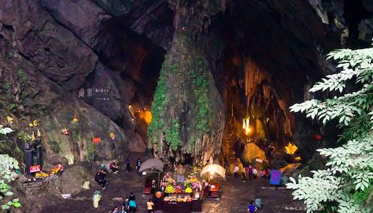 Bootsfahrt zur Parfüm-Pagode und Seilbahn zur Huong-Tich-Höhle von Ha Noi