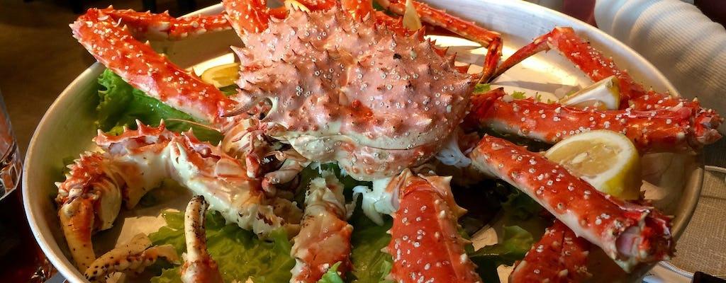 Visita guidata gastronomica da Vladivostok