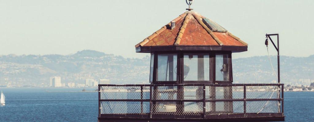 Night tour of Alcatraz Island and Fisherman's Wharf with sourdough tasting