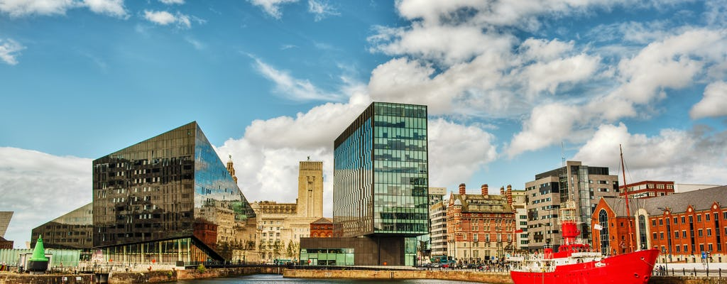 Liverpool walking tours and hop-on hop-off bus tour