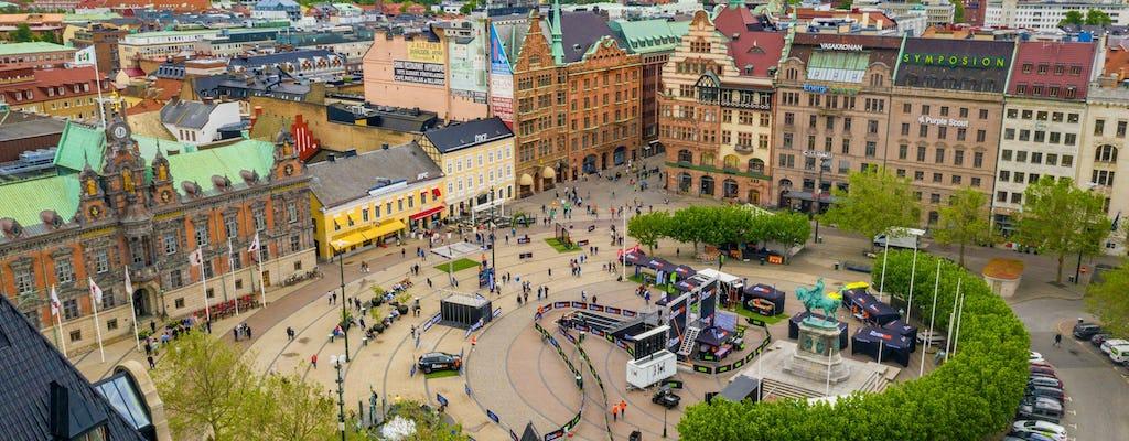 Classico tour privato in bici di Malmö