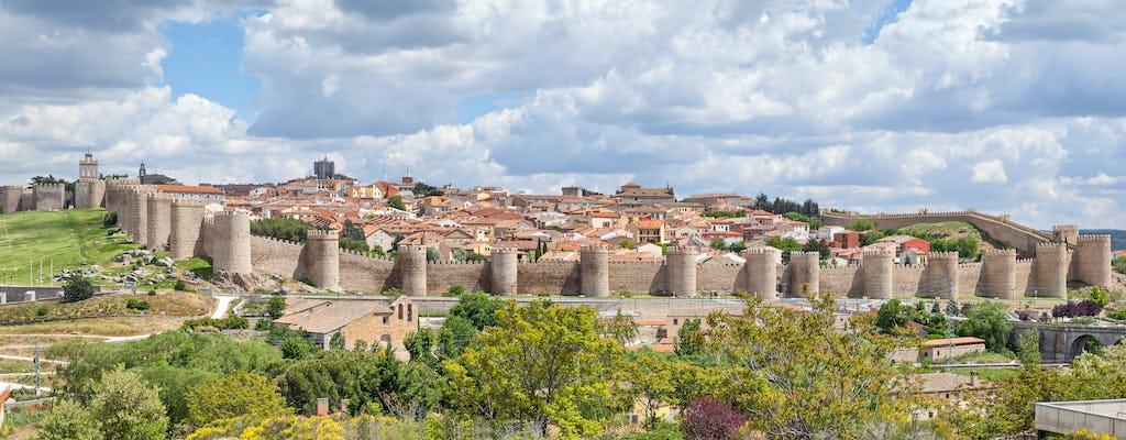Ávila en Segovia een hele dag vanuit Madrid