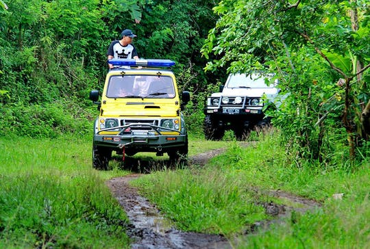 Salak Agro 4x4 Tour with Cooking Class