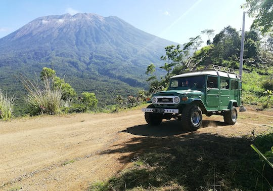 Eastern Bali 4x4 Tour with Salak Plantation & Cooking Class