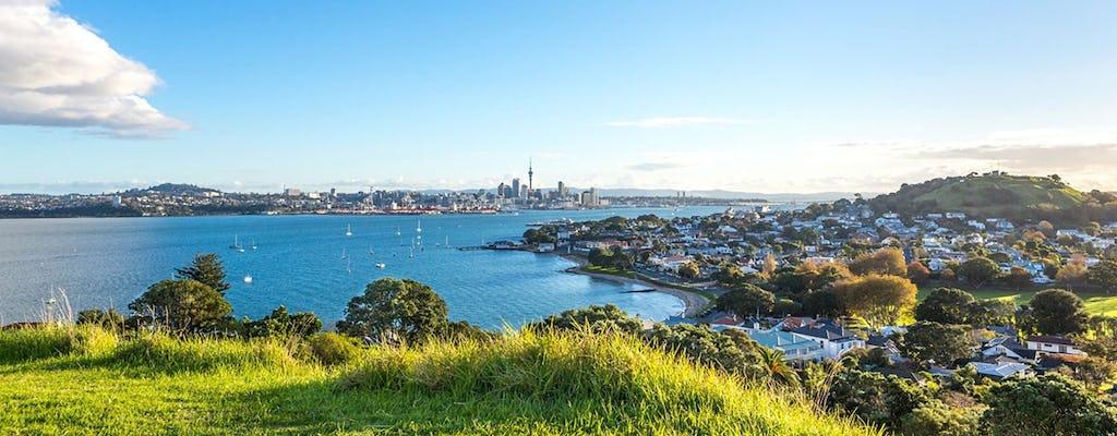Découvrez la visite de la ville d'Auckland